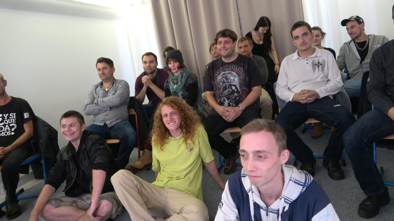 Audience Jitters - snapshot