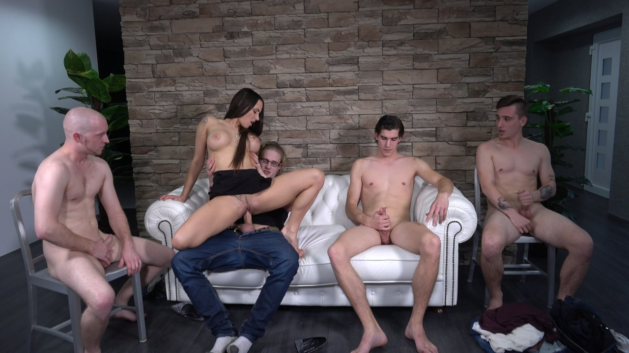 Orgy try-out pt.1