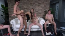 Orgy try-out pt.2