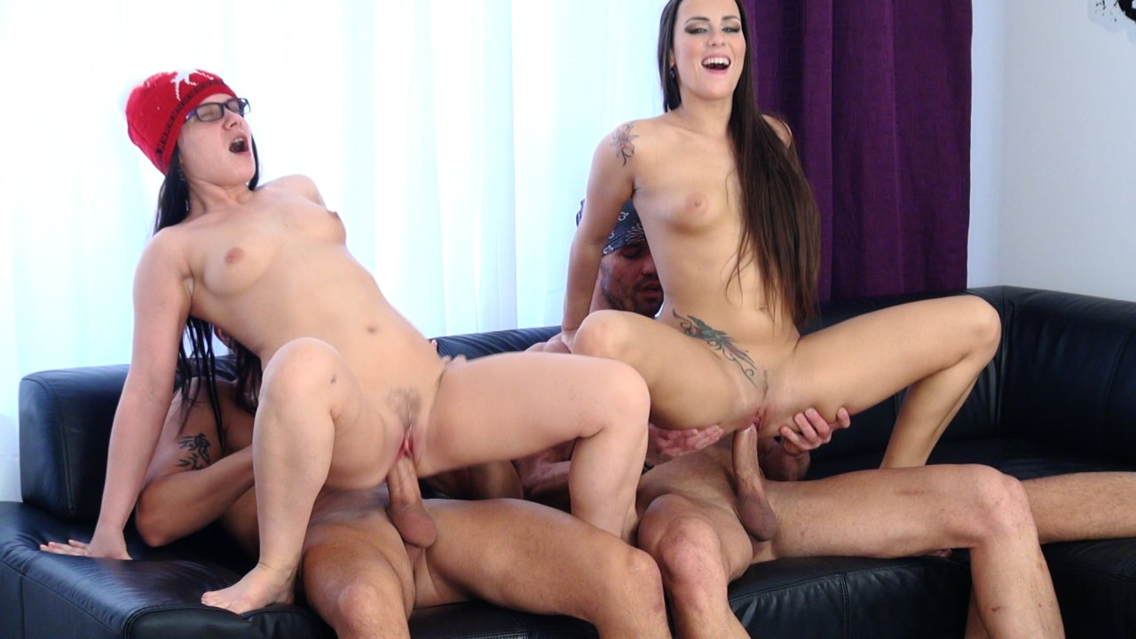 Mea Melone with Fantastic Foursome - Part 3